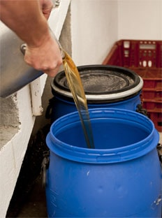 Oil Removal Collection Service, Grease Collection Used Cooking Oil Pick Up, Recycling of used cooking oil, restaurant cooking grease collection